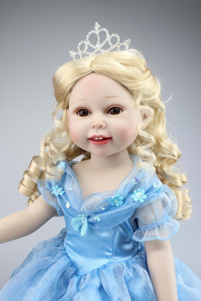 NPK Collection Das Kinderspielzeug ist aus Kunststoff und 18 Zoll 45 cm gro?. Es ist ein hochwertiges Geschenk f¨¹r sch?ne als Weihnachtsgeschenke. günstig bestellen