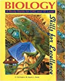 img - for Biology Skills for Excellence: Study Guide for CXC and O Level by Carrington, Cecile, Sealy, Lois, Agard, Marguerite, Smith, Yvette (October 30, 1995) Paperback book / textbook / text book