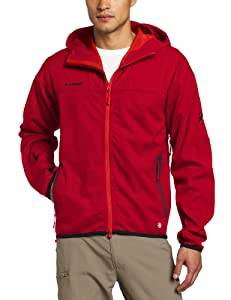 Mammut Men's Ultimate Hoody (Inferno, Small)