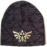 Bonnet 'The Legend of Zelda' - Zelda Logo - Or