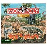 Monopoly Jr. Dig'n dinos ~ Monopoly