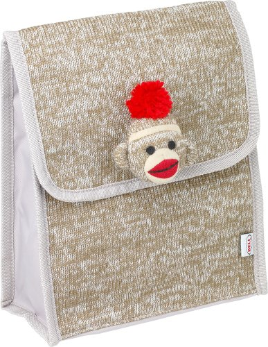 Bell Automotive 22-1-34073-8 Sock Monkey Litter Bag