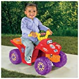 61QK7x6Cp3L. SL160  Power Wheels Dora Lil Quad