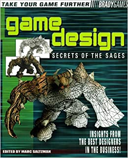 Buy Game Design: Secrets of the Sages Guide Book Online at Low ...