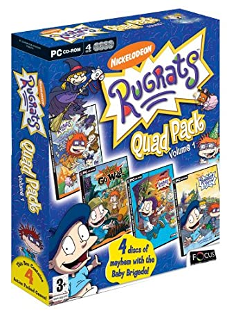 Rugrats Quad Pack: Volume 1 (PC)