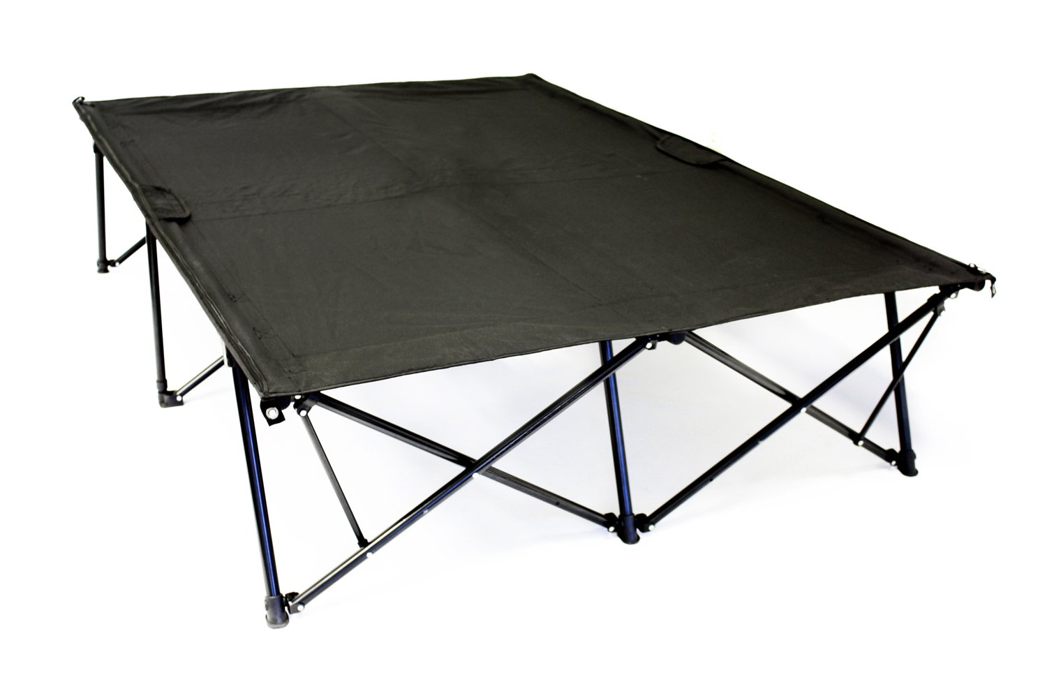 Double Camp Bed Sleeping Outdoor Travel Portable Folding