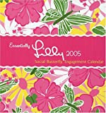 Essentially Lilly Social Butterfly Engagement Diary 2005 (0060776927) by Pulitzer, Lilly