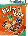 Kid's Box 3 Activity Book