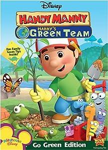 Manny's Green Team [DVD] [Region 1] [US Import] [NTSC]