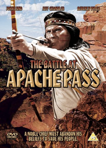 The Battle At Apache Pass (Universal) [DVD]