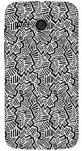 Lovely multicolor printed protective REBEL mobile back cover for Motorola Moto G (2014) 1st Gen D.No.N-L-12181-MG1