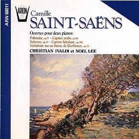 Saint-Sa�ns : Oeuvres pour deux pianos