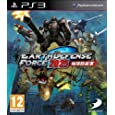 Earth Defence Force 2025 (PS3)