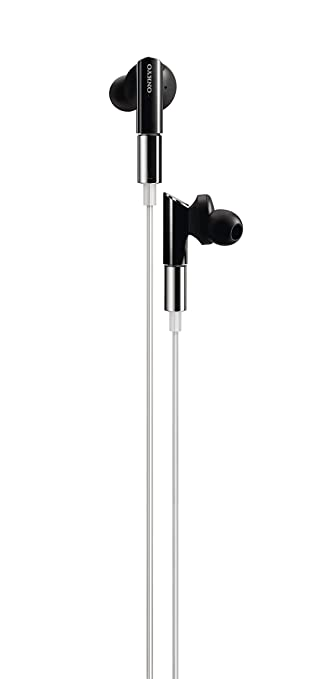 Onkyo IE-CTI300(S) Ecouteurs intra-auriculaires Argent