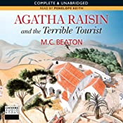 Agatha Raisin and the Terrible Tourist | [M. C. Beaton]