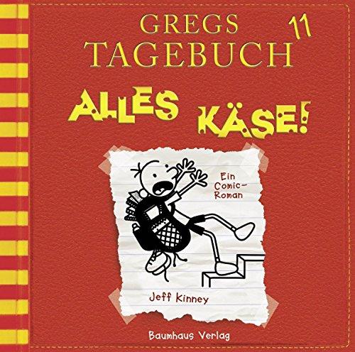 Gregs Tagebuch 11 - Alles Käse! das CD von Jeff Kinney - Preis vergleichen und online kaufen