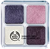 The Body Shop Shimmer Cubes Palette 14g (23 Pink/Purple)