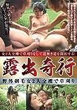 露出奇行 (野外剃毛女2人全裸で草刈り) [DVD]