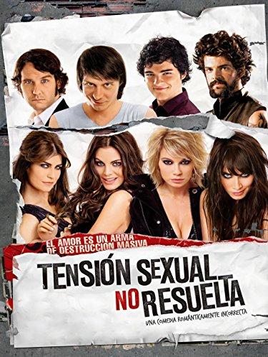 Tension Sexual No Resuelta (Spanish Audio) (Spanish Sexy)