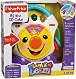 Enlarge toy image: Fisher Price Laugh & Learn Nursery Rhymes, Toy CD Player - infant and baby development