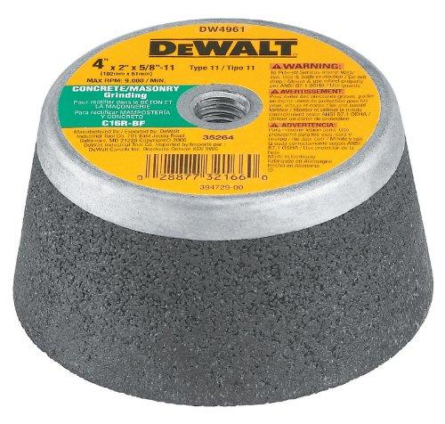 Dewalt Dw4961 4 Inch By 2 Inch By 5 8 Inch 11 Concrete
