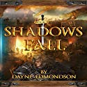 Shadows Fall: Saga of the Seven Stars, Book 3 Audiobook by Dayne Edmondson Narrated by Alex Zonn