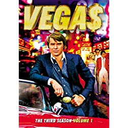 Vegas: The Third Season, Volume 1