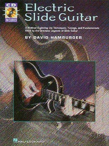 Electric Slide Guitar Bk/Cd