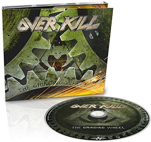 CD : Overkill - The Grinding Wheel (CD)