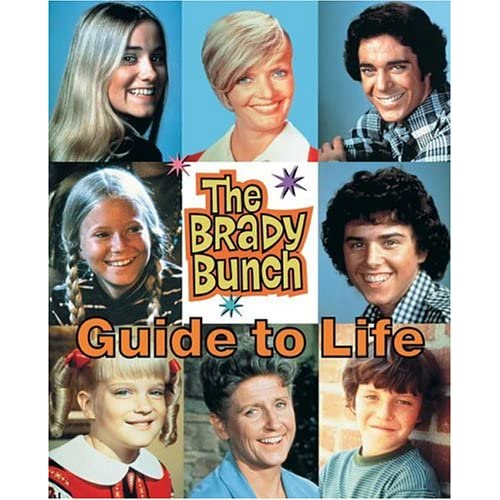 THE BRADY BUNCH GUIDE TO LIFE MINI BOOK