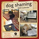 img - for Dog Shaming 2014 Wall Calendar book / textbook / text book