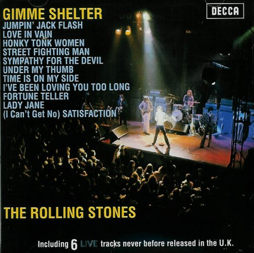 Gimme Shelter Audio CD