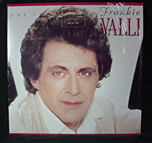 The Very Best Of Frankie Valli Amazon Com Music