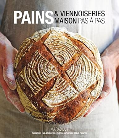 http://www.amazon.fr/Pains-Viennoiseries-maison-pas-%C3%A0/dp/2501077326/ref=sr_1_1?ie=UTF8&qid=1399897425&sr=8-1&keywords=Pain+et+viennoiserie