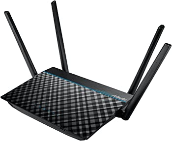 Asus RT-ACRH13 Dual-Band 4-port Gigabit Router