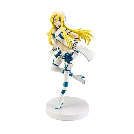 Lily from anim.o.v.e Ice Lily PVC Figurine