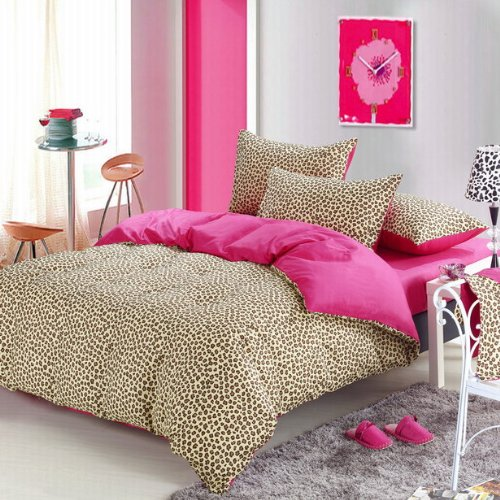 Leopard Bedding Twin front-1042589