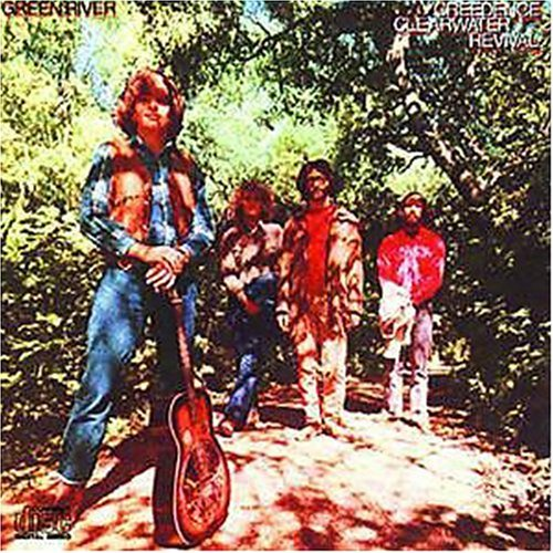 Creedence Clearwater Revival - Green River (box cd-3) - Zortam Music