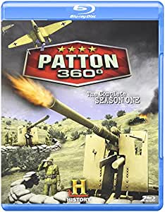 Patton 360: The Complete Season One [Blu-ray]