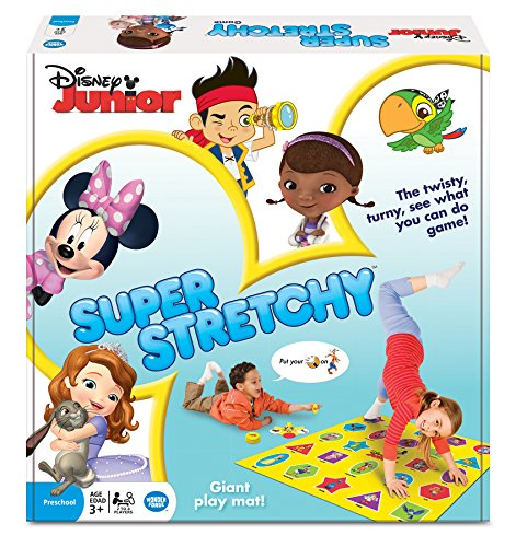 Disney Junior Super Stretchy Game - 1