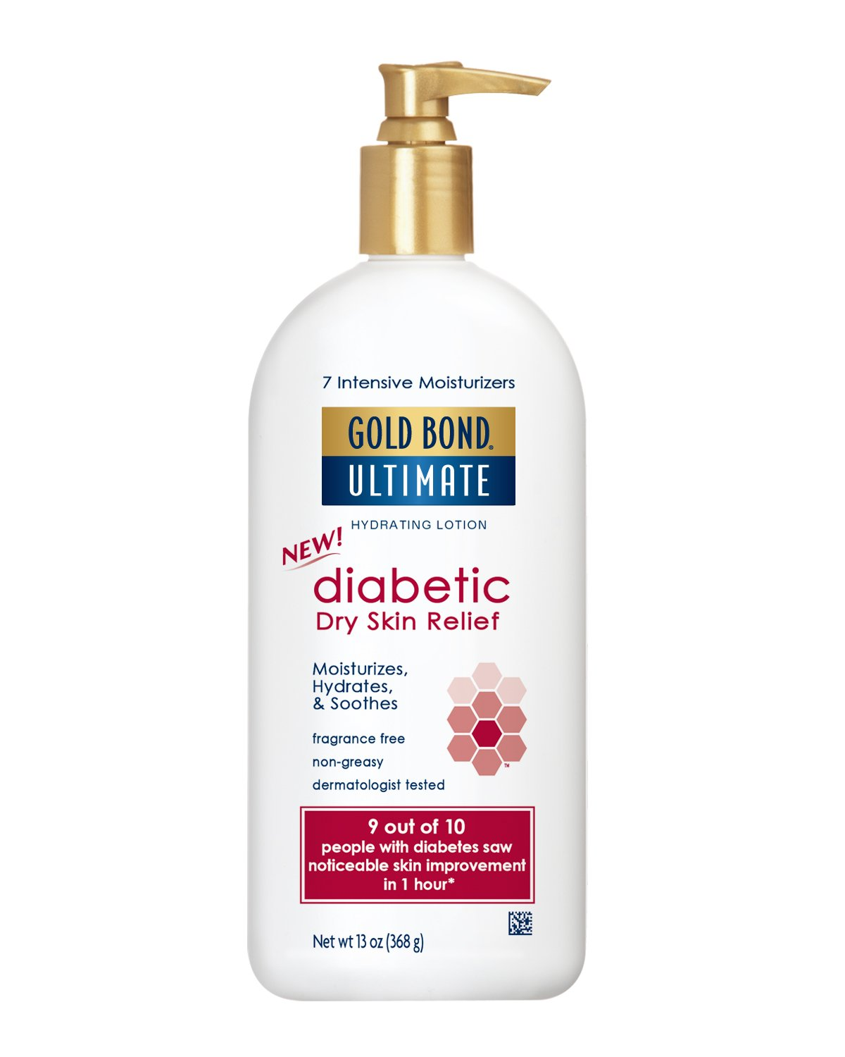 Gold Bond Diabetic Skin Relief Lotion, 13 Ounce at Sears.com