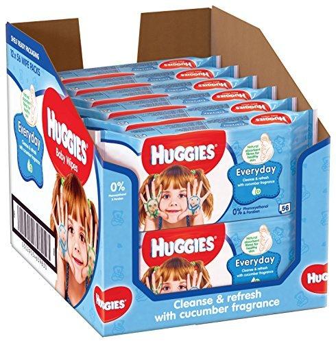 huggies-everyday-clean-baby-wipes-12-soft-packs-224-wipes-total