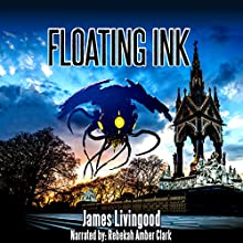 Floating Ink: Echo on the Water, Book 1 Audiobook by James Livingood Narrated by Rebekah Amber Clark