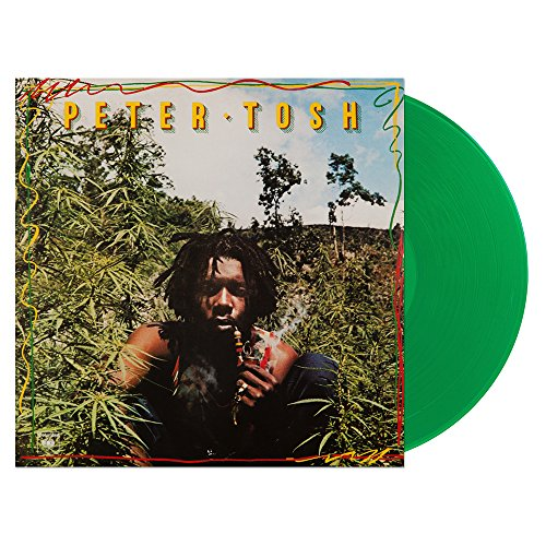 Peter Tosh - Legalize It Green Vinyl - Zortam Music
