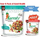 Karrotz – Healthy Nutrition Mix Of Top Quality Berries, Dried Fruits, Mixed Nuts, Seeds & Grams For Breakfast,...
