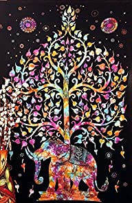 Kayso Tree of Life Psychedelic Wall H…