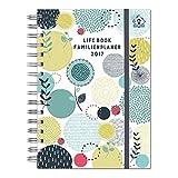 Organised Mum Life Book Familienplaner 2017. Spalten für sieben Personen.