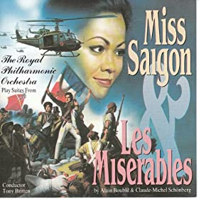 The Royal Philharmonic Play Suites From 'Les Miserables & Miss Saigon