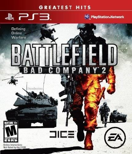 Battlefield Bad Company 2 - Greatest Hits - Playstation 3 (Ps3 Battlefield Bad Company compare prices)