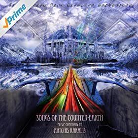 Songs of the Counter Earth - Themes from Trey Ratcliff Adventures